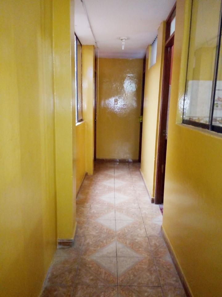 Alquiler de Departamento en Lima con 2 dormitorios - con comedor