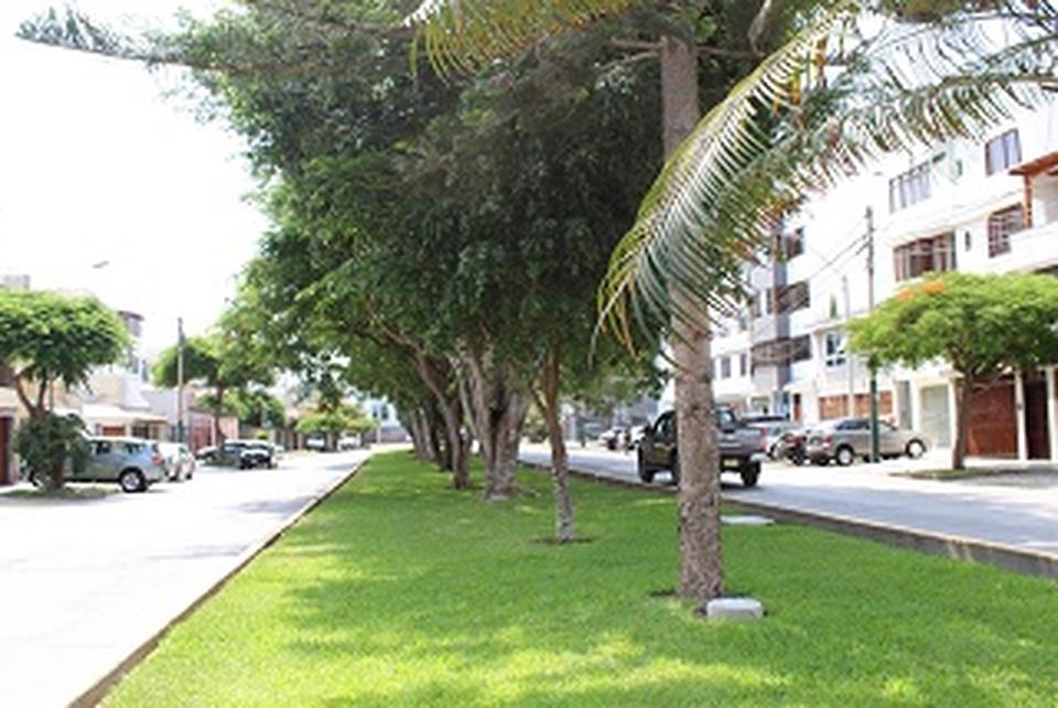 Venta de Terreno en Santiago De Surco, Lima 160m2 area total