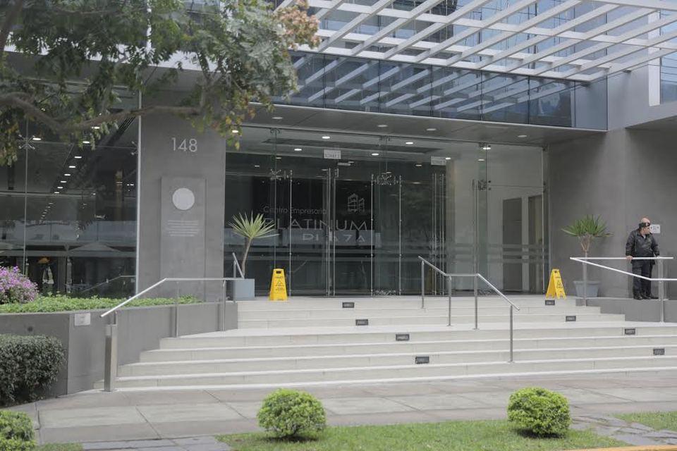 Alquiler de Oficina en San Isidro, Lima 486m2 area total - vista principal