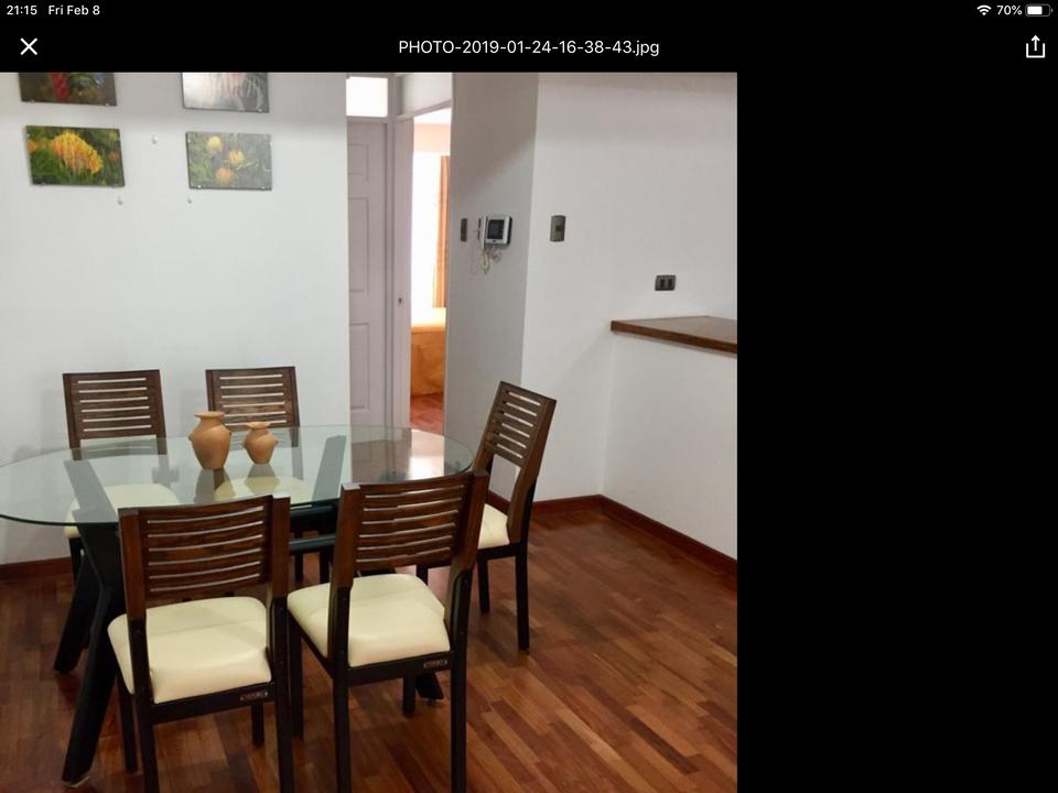 Venta de Departamento en Wanchaq, Cusco