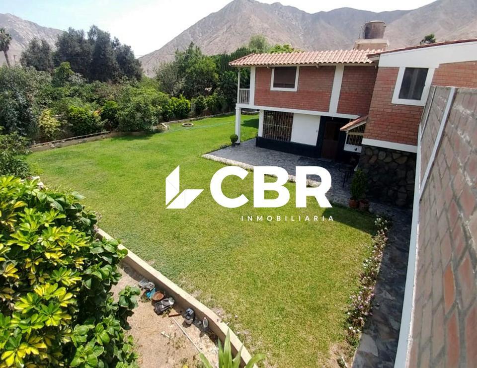 Venta de Casa en Cieneguilla, Lima con 6 dormitorios - vista principal