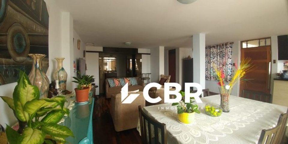 Venta de Departamento en Lima con 4 dormitorios con 3 baños