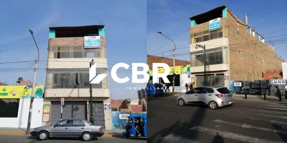 Alquiler de Local en Lima con 2 baños - vista principal
