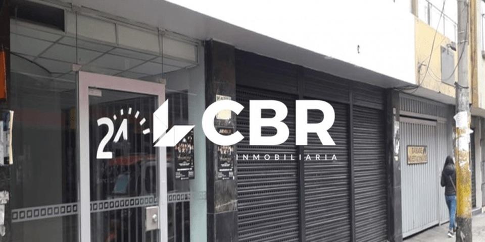 Alquiler de Local en Breña, Lima - vista principal