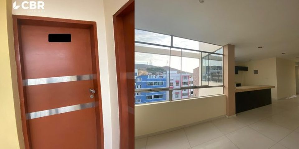 Alquiler de Departamento en Los Olivos, Lima con 2 dormitorios