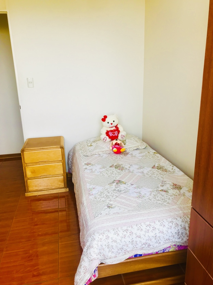 Alquiler de Habitación en Pueblo Libre, Lima con 1 baño
