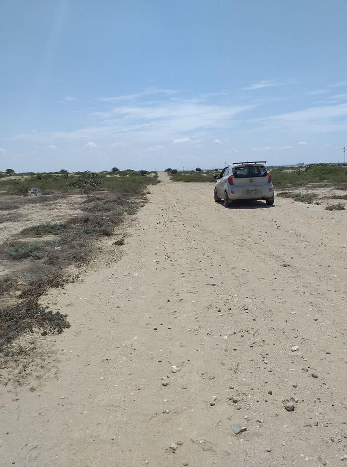 Venta de Terreno en Piura 1000m2 area total estado Entrega inmediata - vista principal