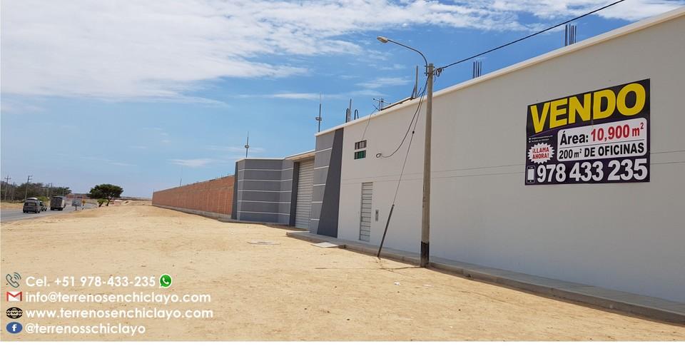 Venta de Local en Reque, Lambayeque - vista principal