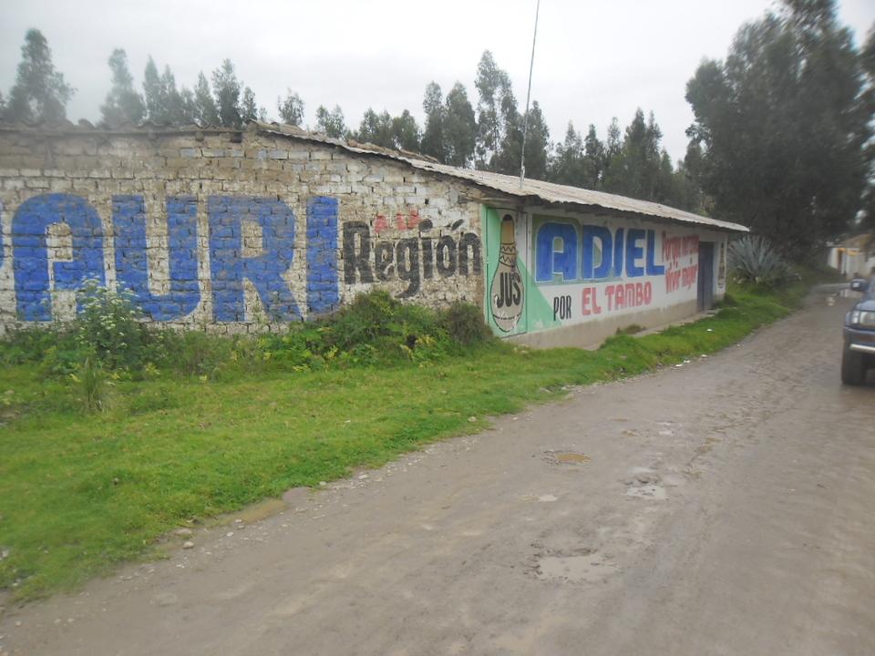 Venta de Terreno en Huancayo, Junin 11300m2 area total