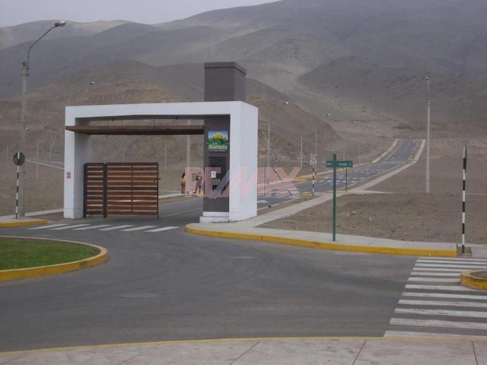 Venta de Terreno en Ancon, Lima 90m2 area total - vista principal