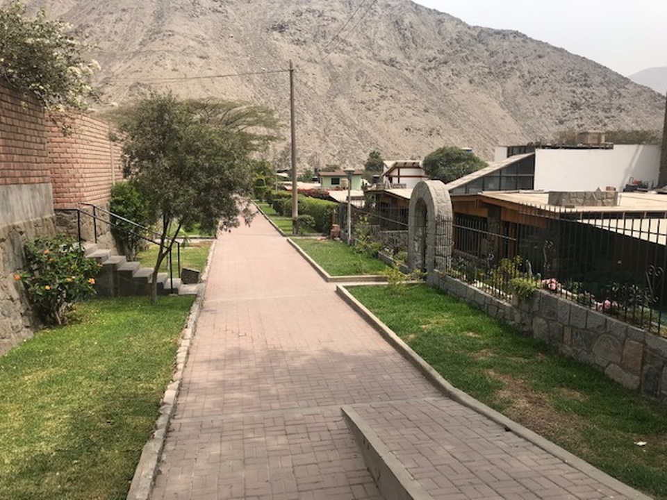 Venta de Casa en Chaclacayo, Lima 229m2 area total - vista principal