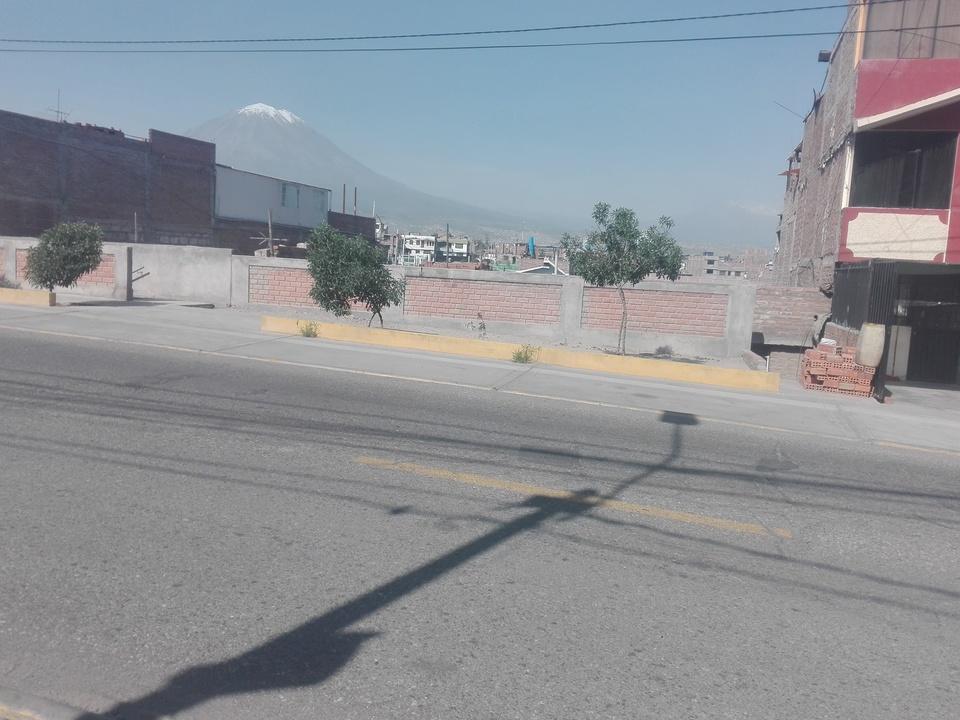 Venta de Terreno en Cerro Colorado, Arequipa 442m2 area total - vista principal