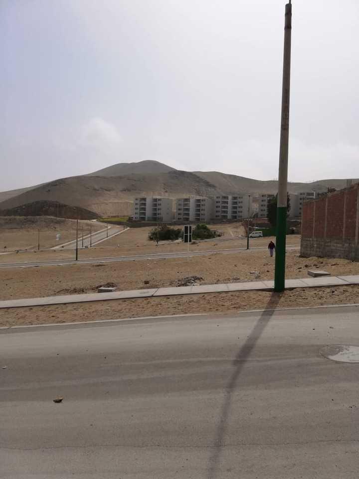 Venta de Terreno en Santa Rosa, Lima 120m2 area total
