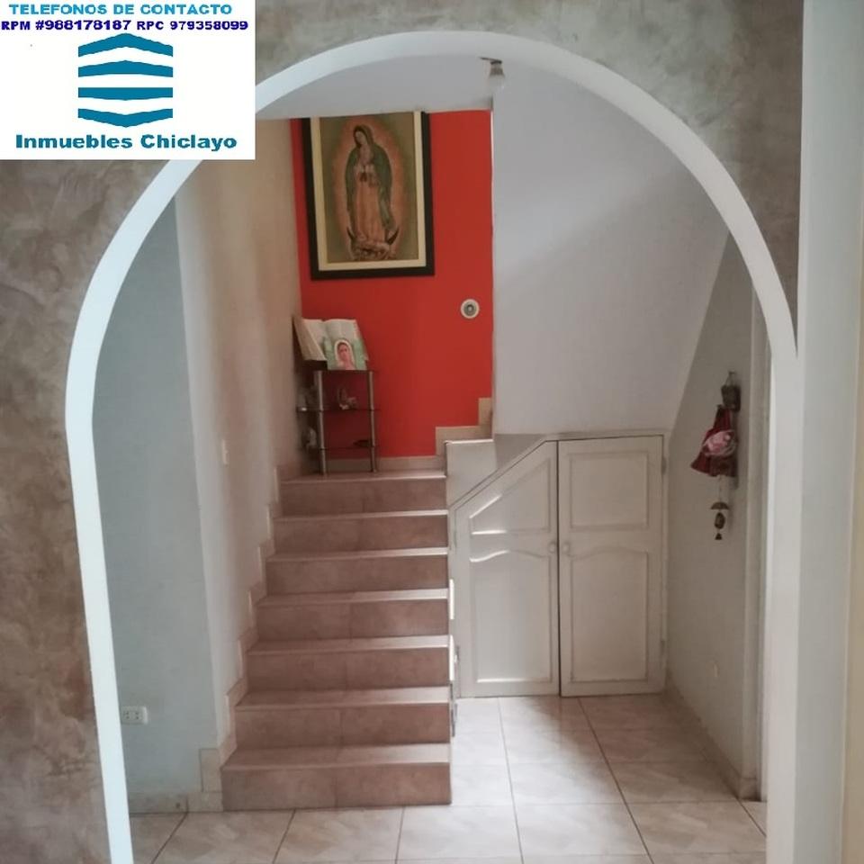 Venta de Casa en Chiclayo, Lambayeque 131m2 area total