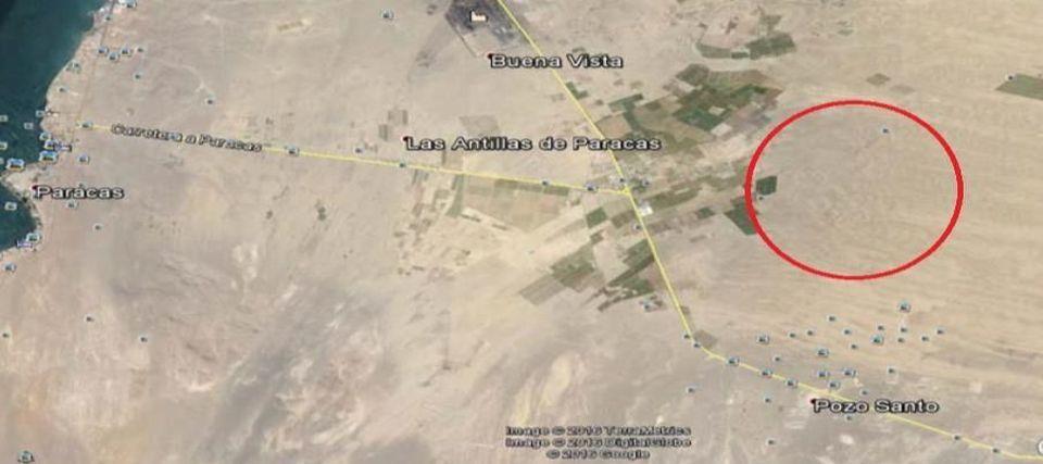Venta de Terreno en Pisco, Ica - vista principal