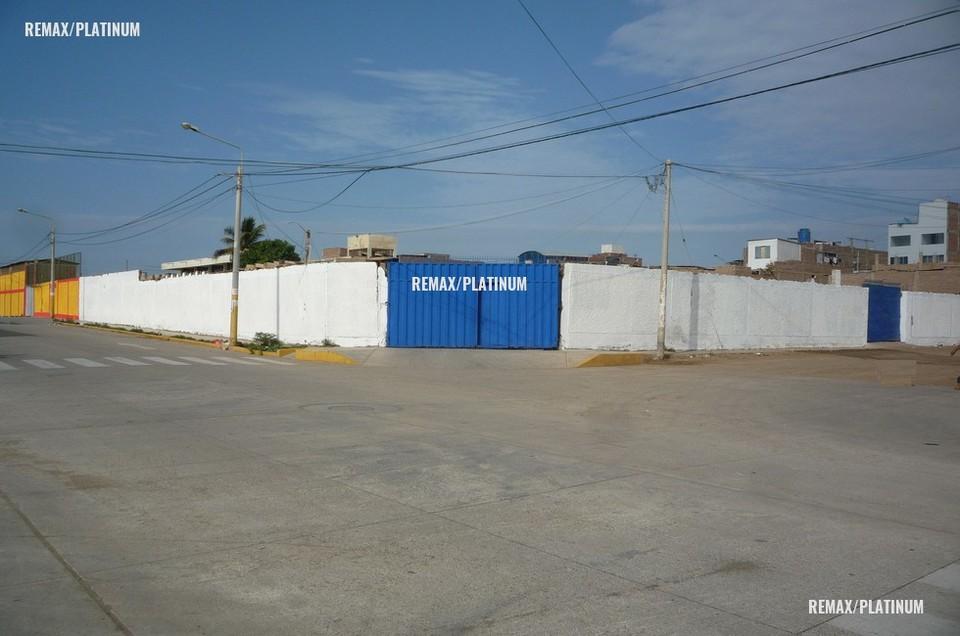Venta de Terreno en Chiclayo, Lambayeque 1764m2 area total