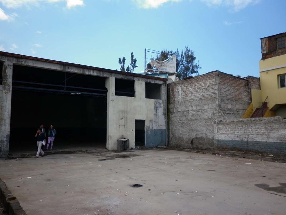 Alquiler de Terreno en Arequipa 850m2 area total estado Entrega inmediata - vista principal