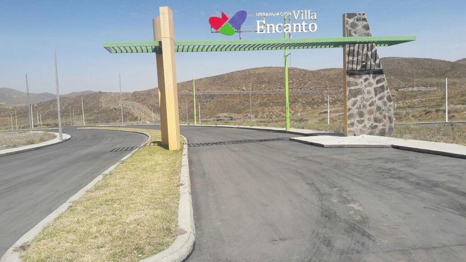 Venta de Terreno en Chiguata, Arequipa 120m2 area total - vista principal