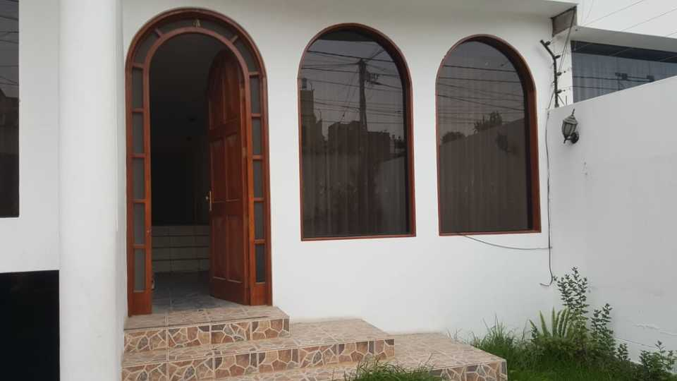 Alquiler de Casa en Yanahuara, Arequipa - vista principal