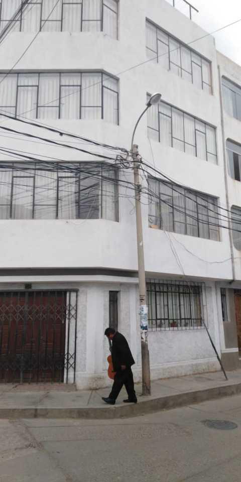 Alquiler de Casa en Puno con 15 dormitorios - vista principal
