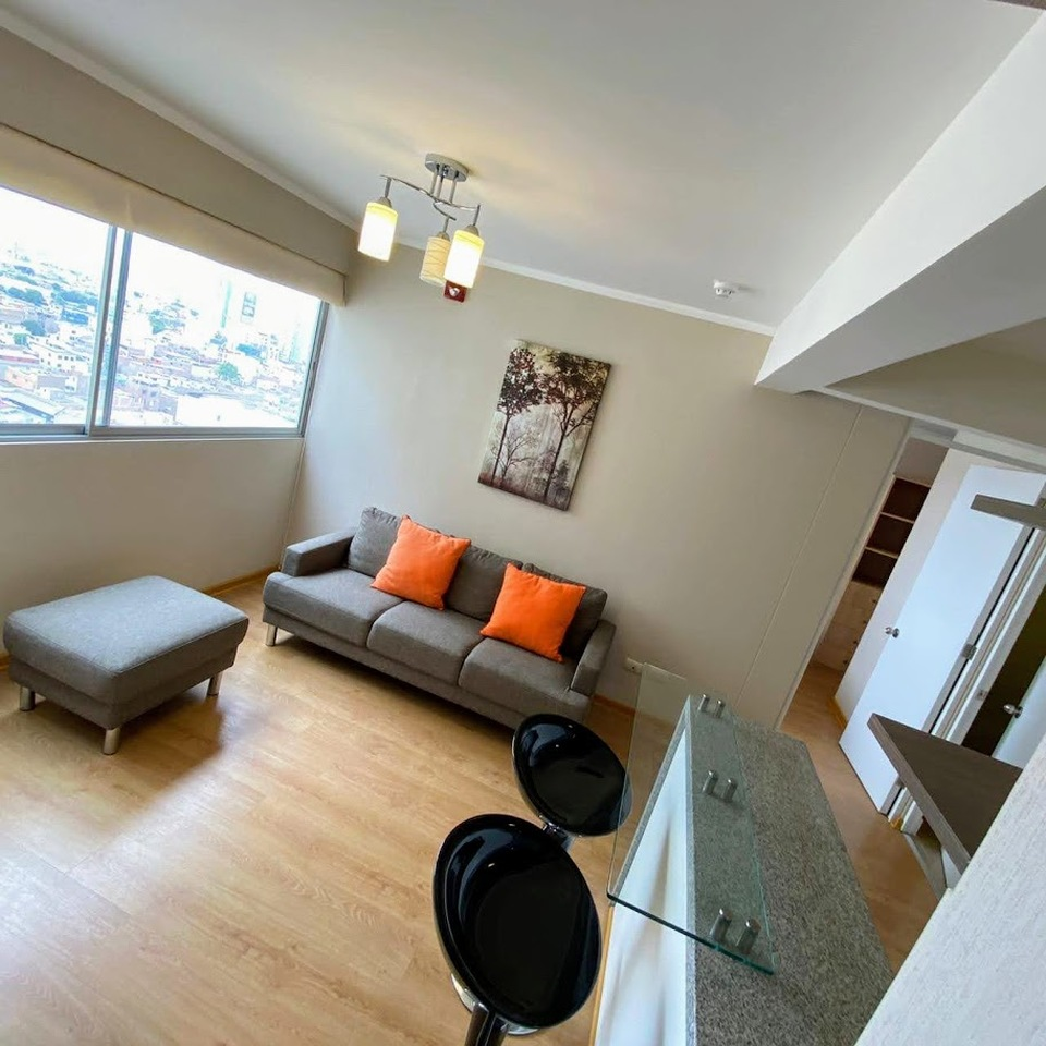 Alquiler de Departamento en Barranco, Lima con 1 dormitorio