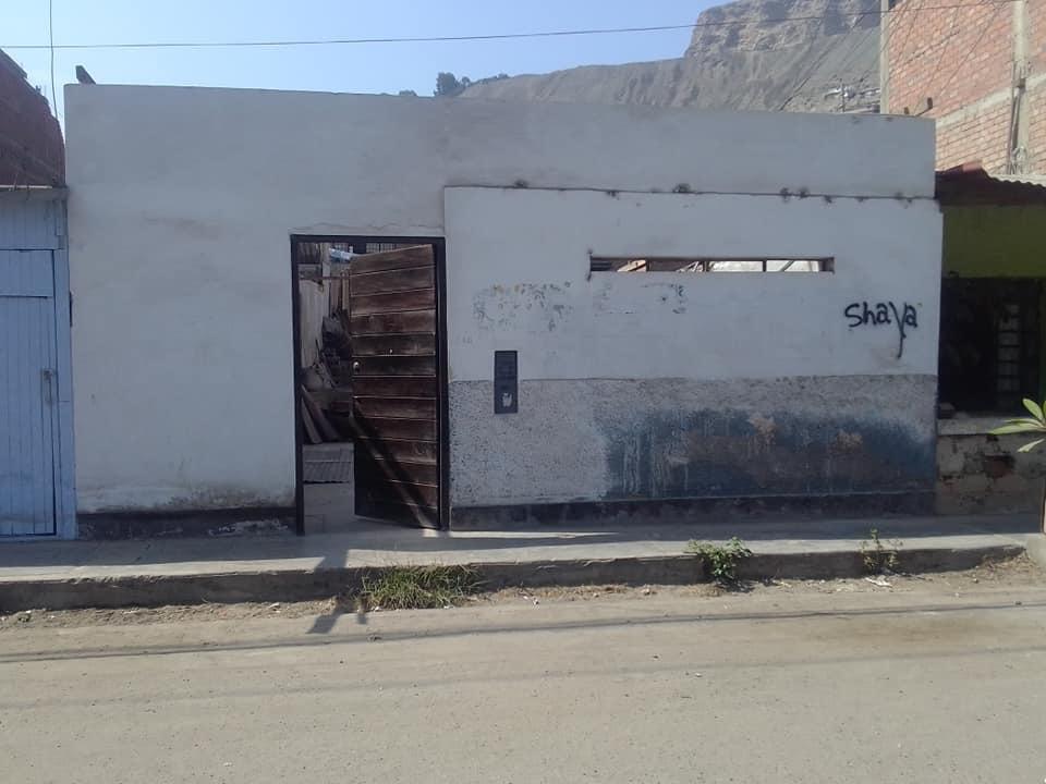 Venta de Terreno en Villa Maria Del Triunfo, Lima 160m2 area total - vista principal