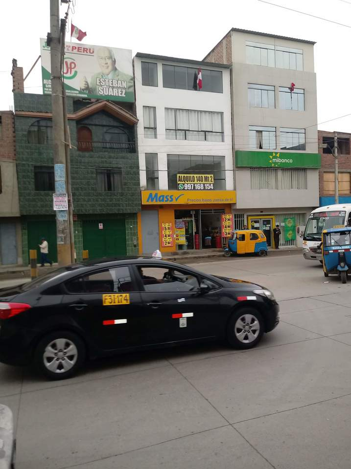 Alquiler de Local en San Juan De Miraflores, Lima - vista principal