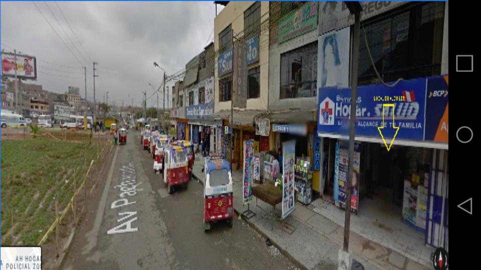 Alquiler de Local en Villa Maria Del Triunfo, Lima con 1 estacionamiento