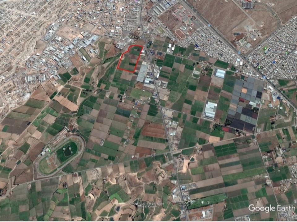 Venta de Terreno en Cerro Colorado, Arequipa 74000m2 area total - vista principal