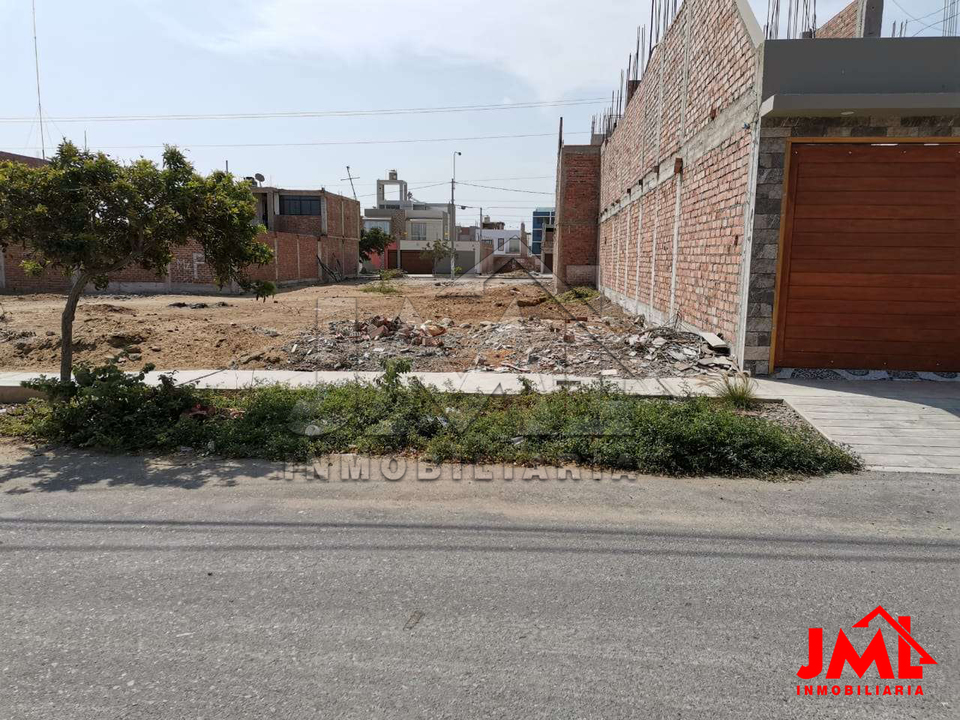 Venta de Terreno en Trujillo, La Libertad 154m2 area total