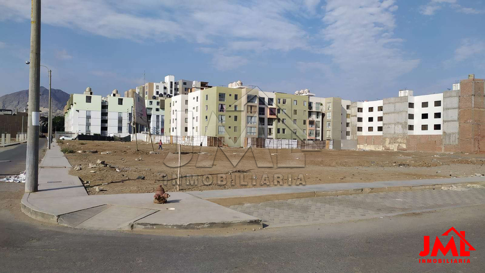 Venta de Terreno en Trujillo, La Libertad 105m2 area total