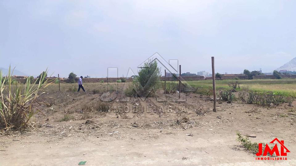 Venta de Terreno en Trujillo, La Libertad 92m2 area total