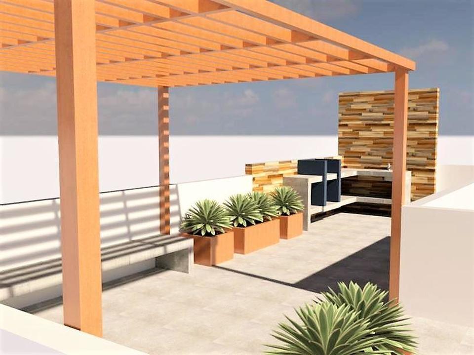 Venta de Departamento en Miraflores, Arequipa con 3 dormitorios - vista principal