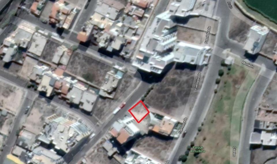 Venta de Terreno en Cayma, Arequipa 208m2 area total