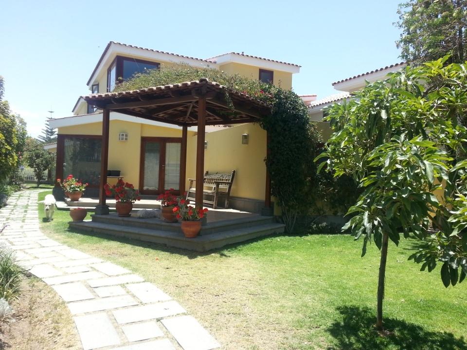 Venta de Casa en Cayma, Arequipa - vista principal