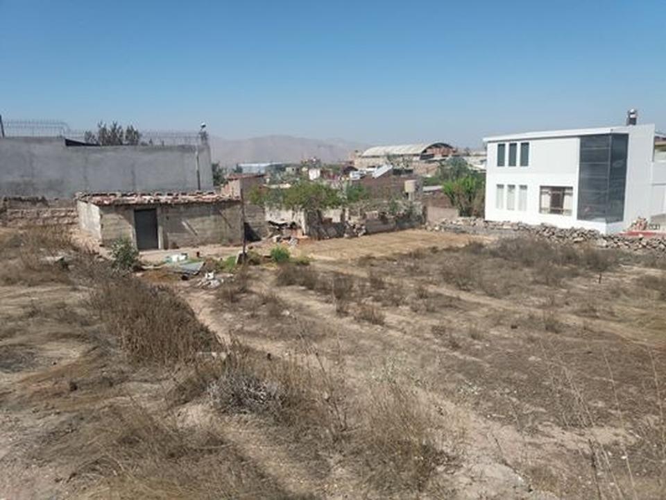 Venta de Terreno en Arequipa 270m2 area total estado Entrega inmediata