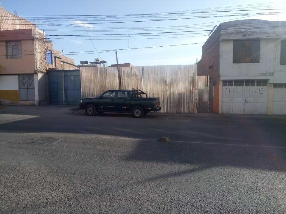 Venta de Terreno en Paucarpata, Arequipa 246m2 area total