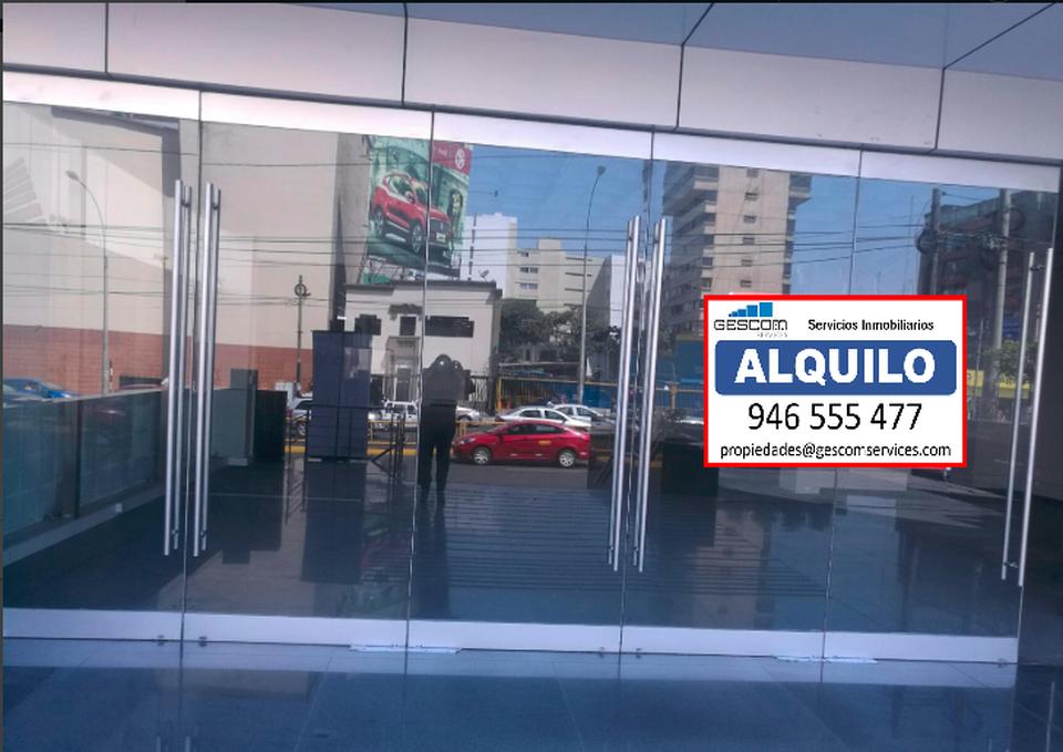 Alquiler de Local en San Isidro, Lima con 1 baño