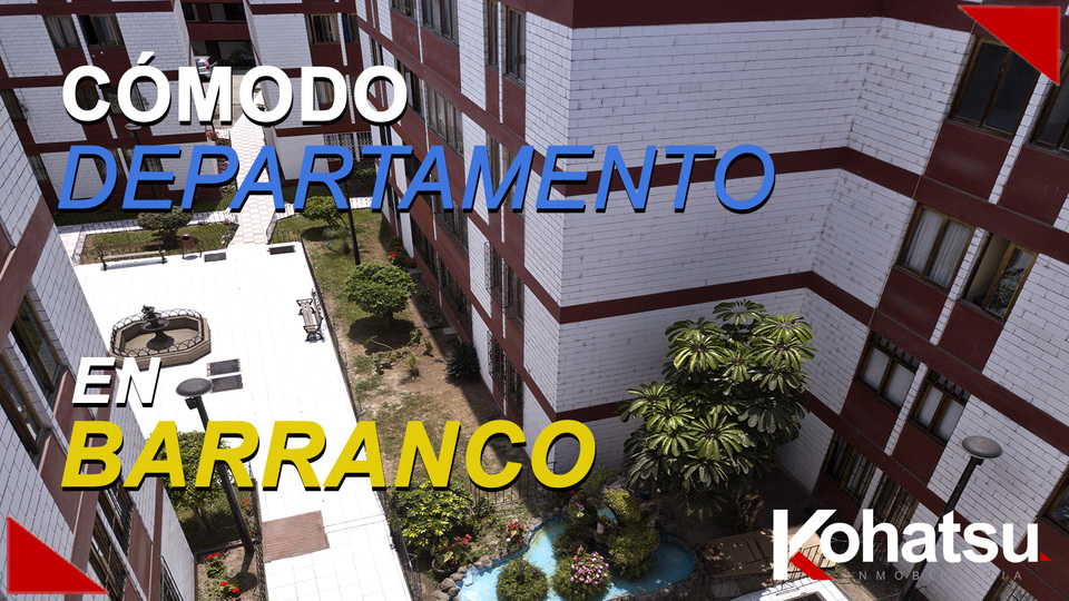 Venta de Departamento en Barranco, Lima - vista principal