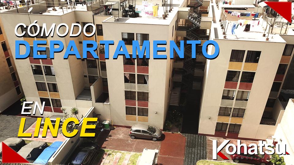 Venta de Departamento en Lince, Lima - vista principal