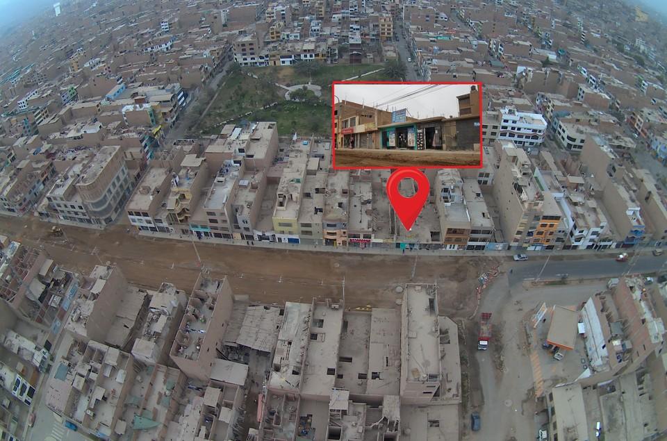 Venta de Local en San Martin De Porres, Lima 120m2 area total