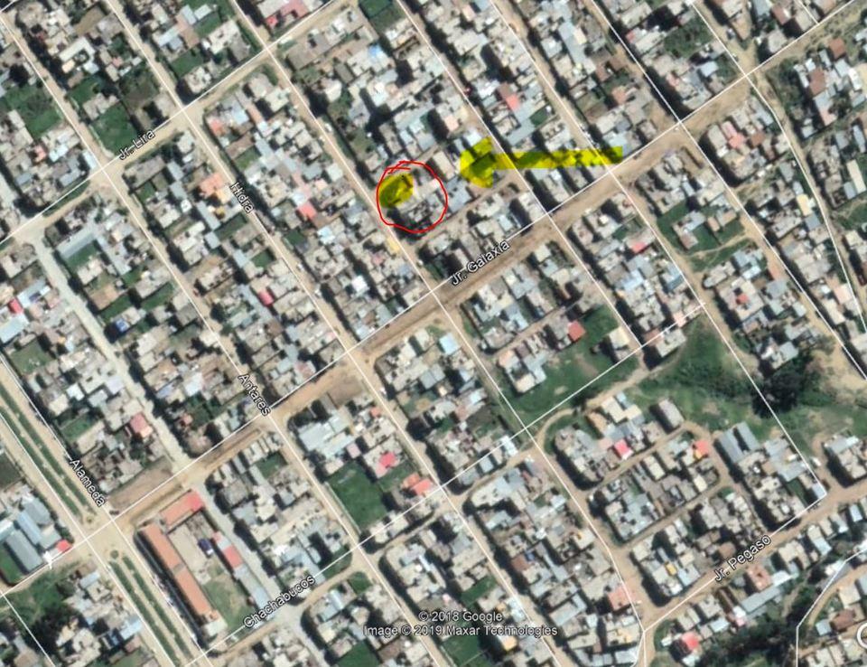 Venta de Terreno en Huancayo, Junin - vista principal