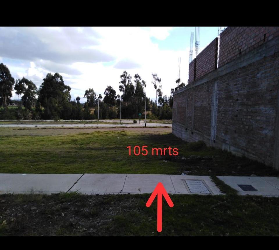 Venta de Terreno en El Tambo, Junin 105m2 area total
