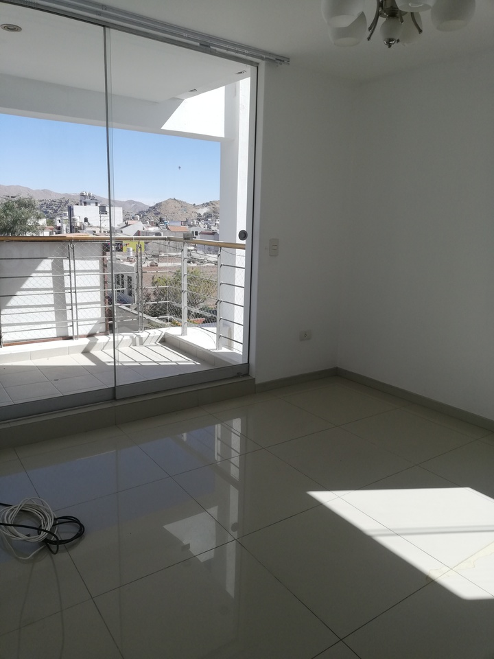 Venta de Departamento en Sachaca, Arequipa con 3 dormitorios