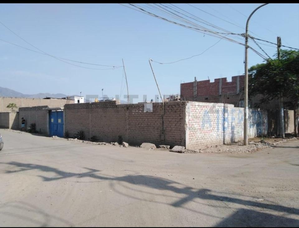 Alquiler de Terreno en Comas, Lima 270m2 area total