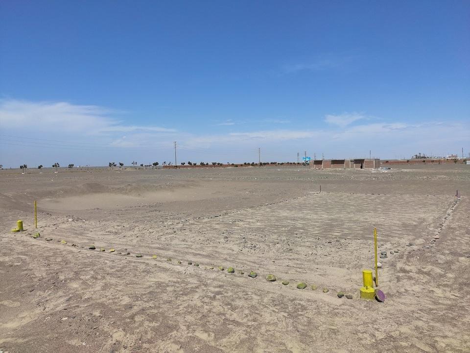 Venta de Terreno en Paracas, Ica 160m2 area total