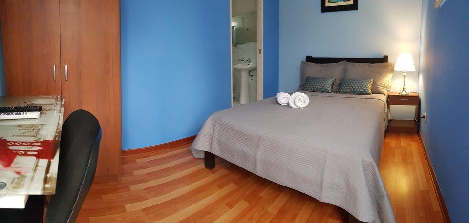 Alquiler de Habitación en Miraflores, Lima con 1 baño