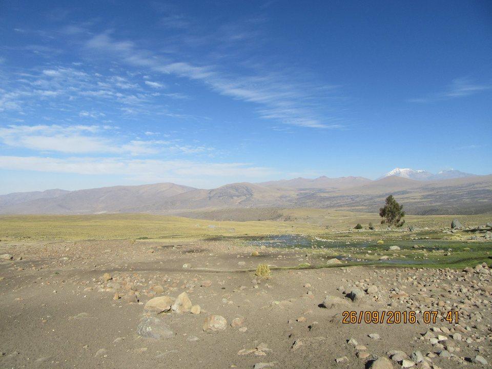 Venta de Terreno en Yanahuara, Arequipa 20000m2 area total