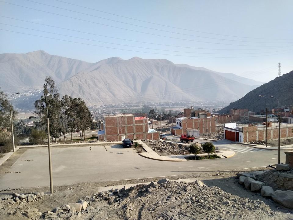 Venta de Terreno en Chaclacayo, Lima 130m2 area total