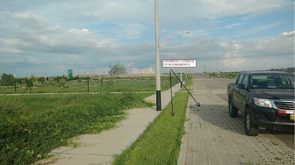 Venta de Terreno en Castilla, Piura 200m2 area total